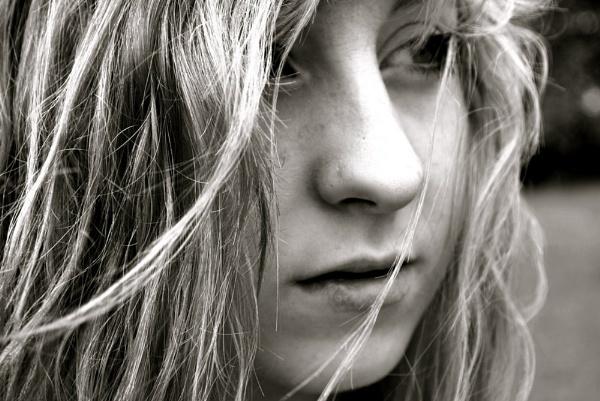 self portrait :) by Tamar