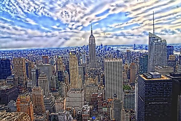 New York by Mandi