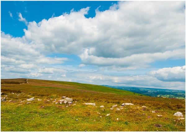 Blaenavon Mountain and Llandegfedd Reservoir by achieverswales
