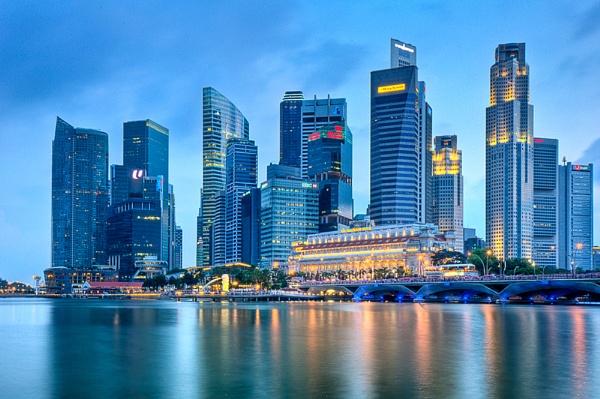 Singapore by ZenoWai