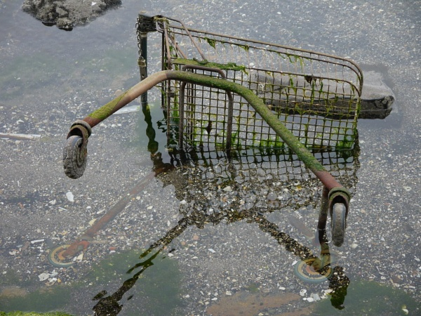 Shopping Trolley Abandonment by jane914