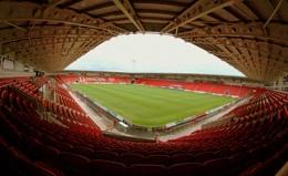 Keepmoat Stadium.