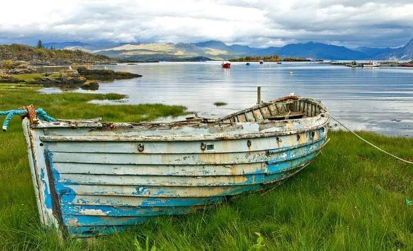 skye boat by skyesam