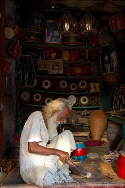 Drum Maker by Artful_Dodger