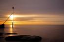 Hunstanton Sunset, Norfolk