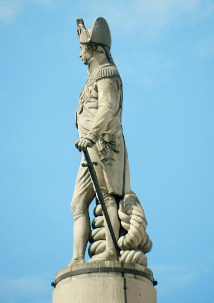 Lord Nelson by JasperValentine