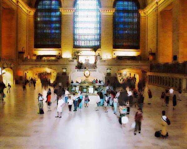 Grand Central by carmenfuchs