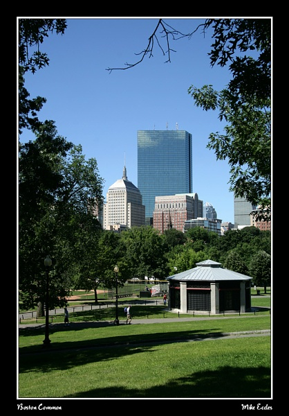 Boston Common by oldgreyheron