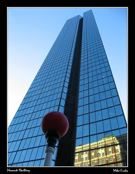 Hancock Building by oldgreyheron