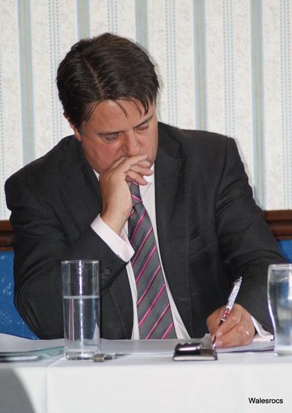 Nick Giffin MEP by WalesRocs