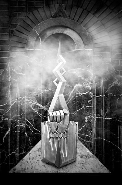 Hand of Zeus by aliengrove