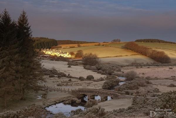 Bellever Sunrise by GraceC