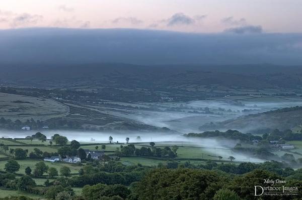 Misty Dawn by elkiebrooks