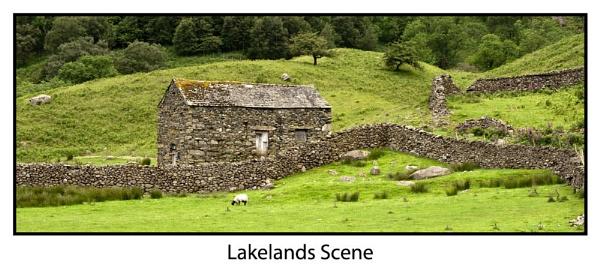 Lakeland Scene by paddyman