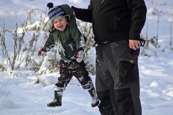 It\'snow fun by Tsampika