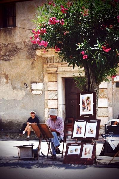 Taormina Sicily by Radders3107