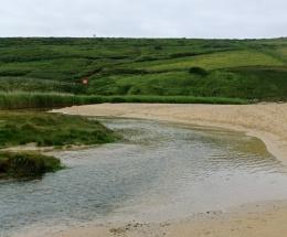 Holywell Bay, Cornwall
