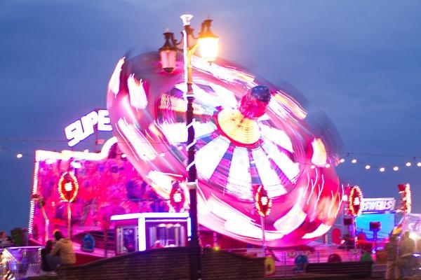 Fairground by mrpjspencer