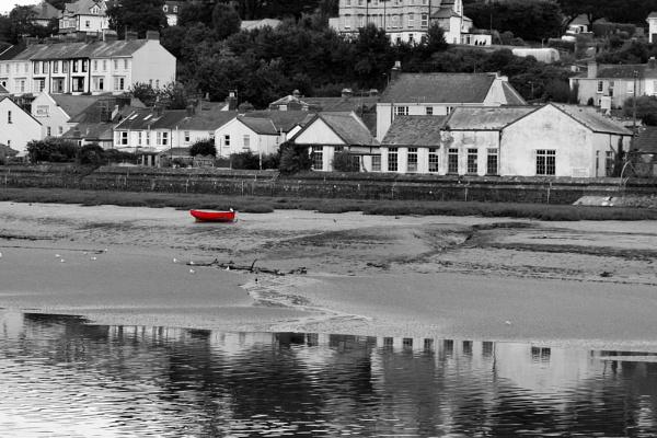 Estuaey of Bideford Quay by MGathercole