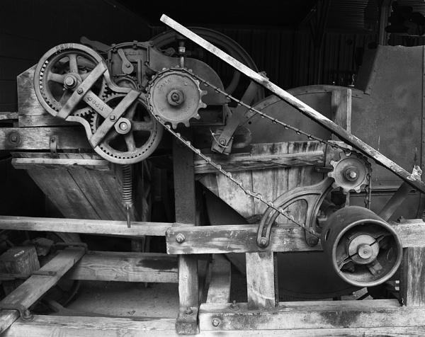 Old farm machinery by jbsaladino