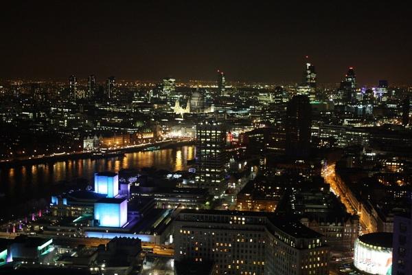 Bright lights, big city by Kdoone