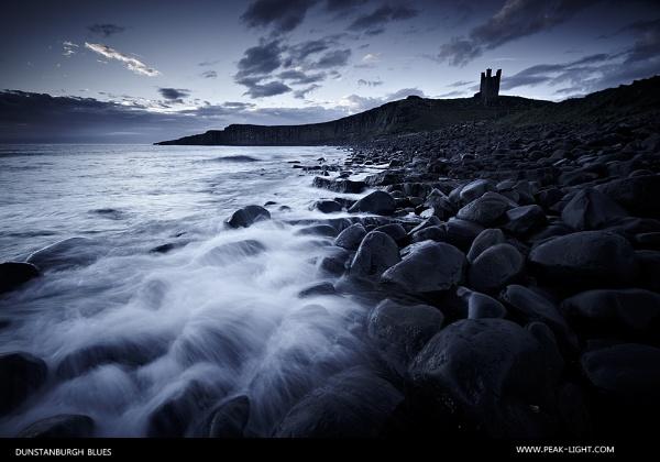 Dunstanburgh Blues by martinl