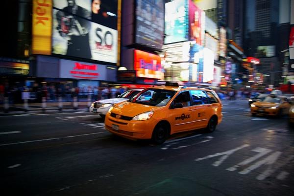 Yo!!!! Taxi!!! by bigwulliemc