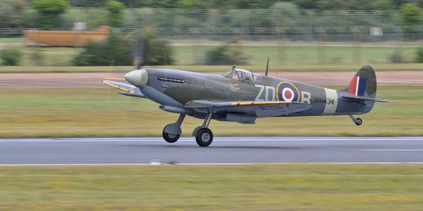 Spitfire by Dilys