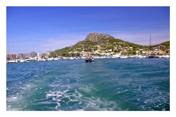 Boat trip by Kilmas