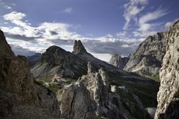 Rifugio Locatelli, Sesto Dolomites, Italy