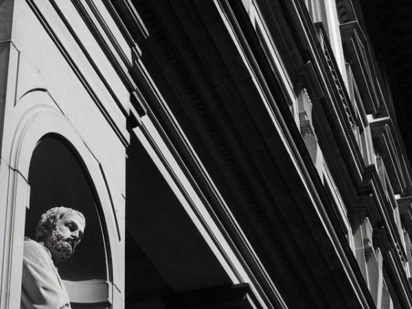 Duomo B&W by Matthew_Reece