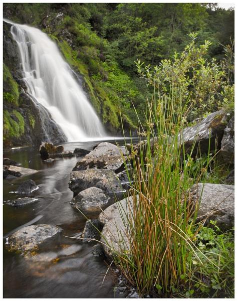Ardara Waterfall by ANNIEKERR