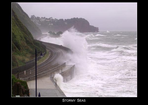 Stormy Seas by oaklea