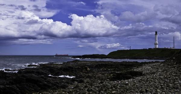 Aberdeen Coast by CorporalClegg