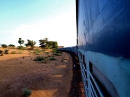 The Delhi-Jaisalmer Express