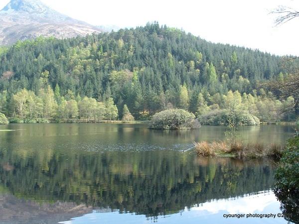 The Lochan by desbarnio