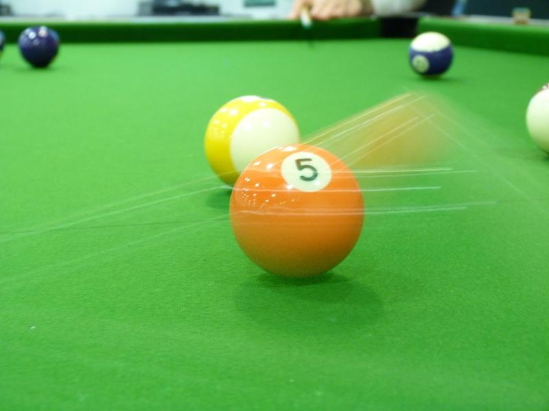 Snooker Orange Ball No 5