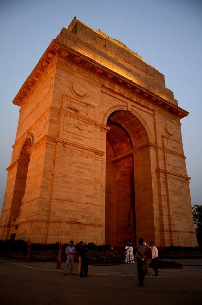 India Gate by kpramanik7