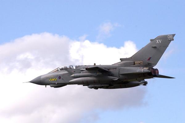 Fairford Tornado by big mc