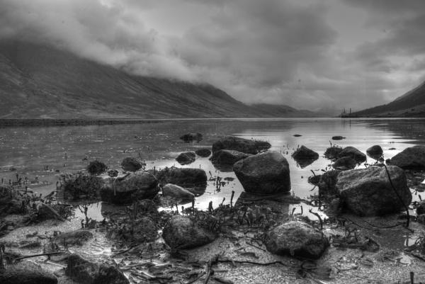 Loch Etive by mag379