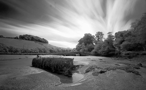 West Looe River, Cornwall by eddieskinner