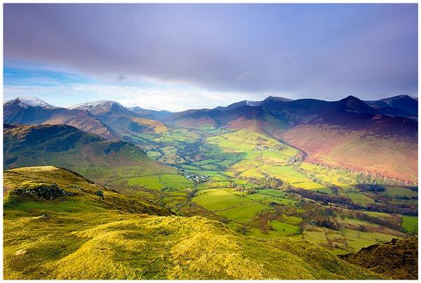 Newlands Valley by bazhutton