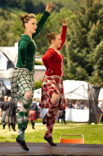 Lochearnhead Highland Games by waineswitch