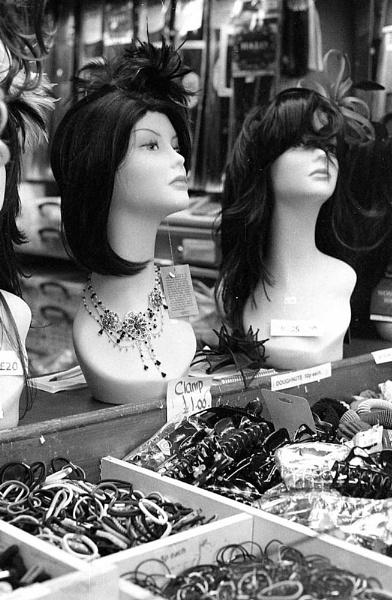 Hair Accessories by WilliamRoar