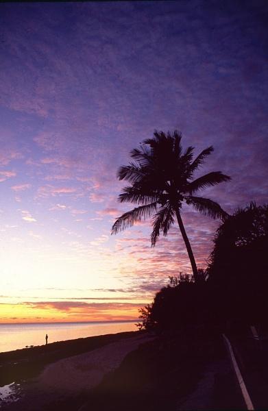 heron Island Sunrise by spider57