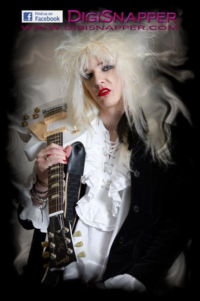 Goth Rocker by cyman1964uk