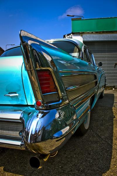 Buick Tailfin by Lexxy