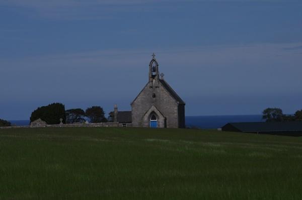 Country church by Msalicat