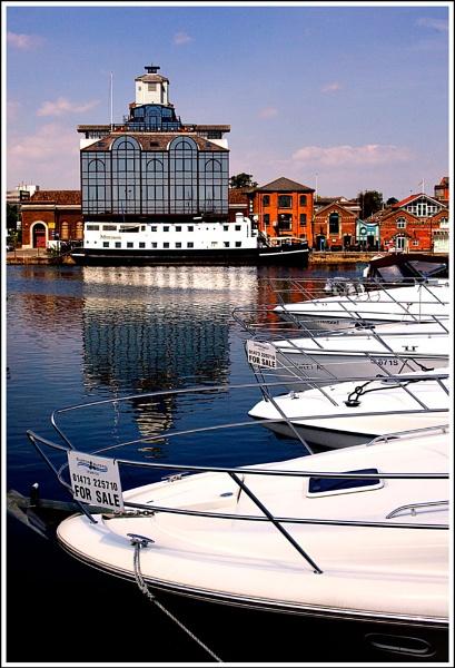 Ipswich Marina by marathonman2
