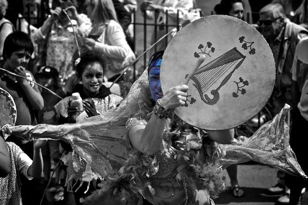 Porthcawl Carnival 2011 - Siobhan by P_Morgan